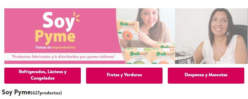 """Fresh Cut se une a la iniciativa de """"SOY PYME"""" iniciada por cadena Walmart para apoyar emprendedores."""
